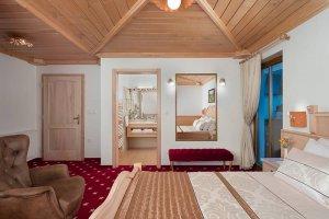 Double room with balcony Bedroom